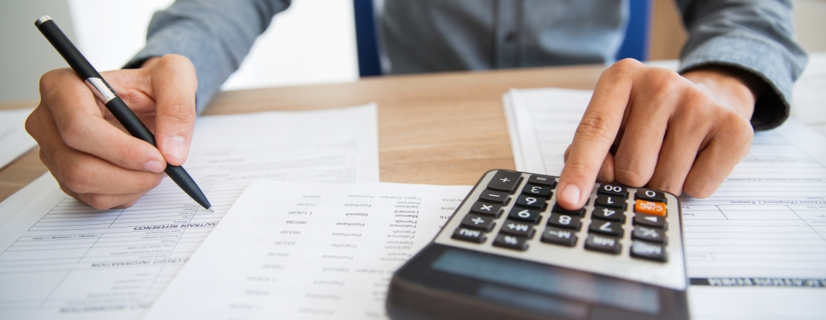 Financial Papers, Calculator